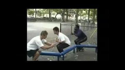 street fitnes :]