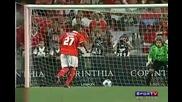 Penaltys - Benfica vs Ac Milan
