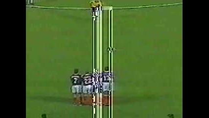 Soccer - Roberto Carlos