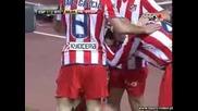 Espanyol 1 - 3 Atletico (rodriguez) 20.12.08