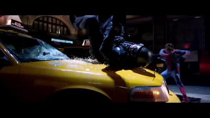 Amazing Spider Man - Official Trailer 2 [hd]