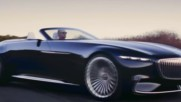 Video Mercedes- Maybach 6 Cabriolet Full Hd
