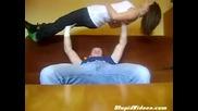 Тренировка За Гърди Без Щанга