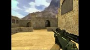Counter Strike 1.6 Gameplay With Bots