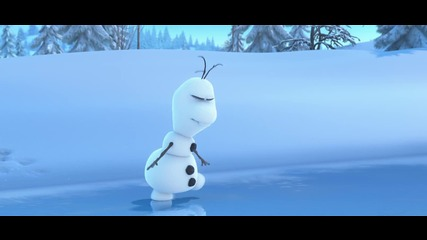 Замръзналото кралство - първи трейлър на анимационната комедия :)