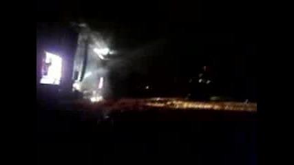 Rammstein live in Sofia, Bulgaria