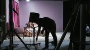 Lady Gaga зад кулисите на Elle