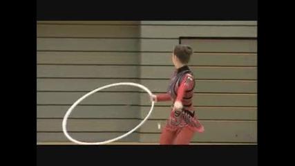 Ето как изглежда съвременната худ. гимнастика!