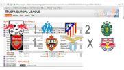 Прогнози От 1/4 Финали От Лига Европа