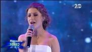 Михаела Маринова - X Factor Live (04.11.2014)