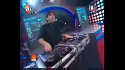 Ceza & Funky C Ibo Show 2 Subat 2009 - Atv (gazze Ozel) (01 - 02 - 09)