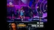 Александра - Music Idol 3 (20.04.09)