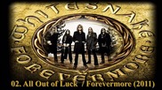 Whitesnake - All Out of Luck / Forevermore 2011