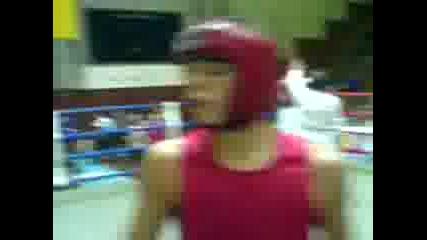Kupa Bulgaria Boxing  Tihomir Bonev vs Haskovo