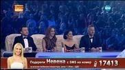 Невена Пейкова и Жана Бергендорф - X Factor Live (09.02.2015)