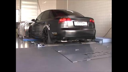 Audi Rs4 mit Hms-tuning
