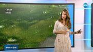 Прогноза за времето (19.06.2018 - централна емисия)