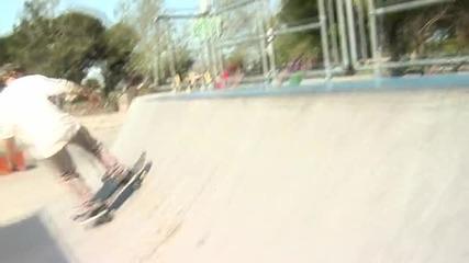 Skaters Pokazvat Nomera