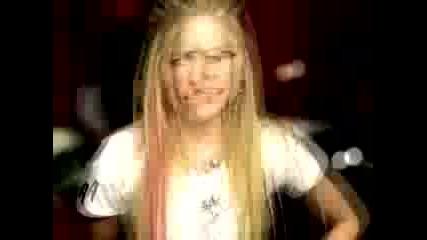 Avril Lavigne-Girlfriend
