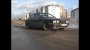 Луд с bmw 525i E34