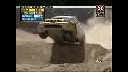 Colin Mcrae - Преобрщане На Subaru