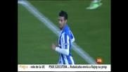 """""""Реал Сосиедад"""" и """"Гранада"""" завършиха 2:2"""