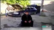 Мъжът, изстрелян с еърбег: Счупих прешлен и три месеца бях на легло