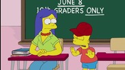 Bart & Homer's Excellent Adventure - The Simpsons
