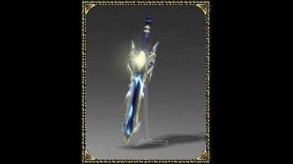 Blades For Magic Gladiator