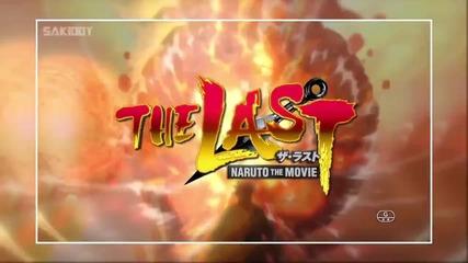 the Last Naruto Movie Naruto x Hinata