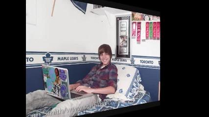 justin Bieber показва снимки от къщата му