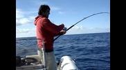 Риболов в Турция - Януари 2010