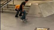 Готини трикове със скейтборд