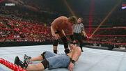 John Cena vs. JBL: WWE Judgment Day 2008 (Full Match)