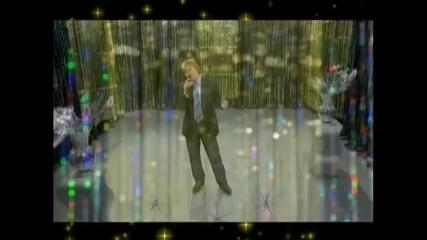Esad Plavi - Evo me babo kraj mezara tvoga - Novogodisnji program - (TvDmSat 2008)