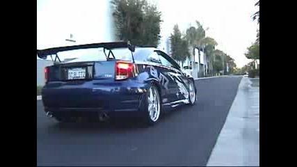Toyota Celica Magnaflow Exhaust #1