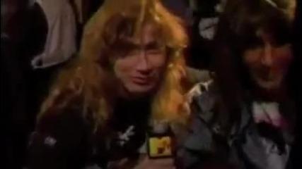 Dave Mustaine interviews Slash