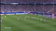 Атлетико ( Мадрид ) 1:0 Ювентус 01.10.2014