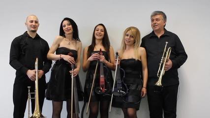 Квартет Интро за Поход на доброто Пловдив 16.05.2015