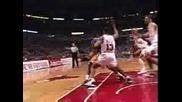 Nba Kobe Bryant And T - Mac At It
