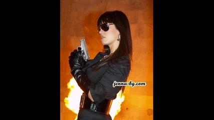 фотосесия на Джена + песента чуждите и лесните Sd - Rip 2009