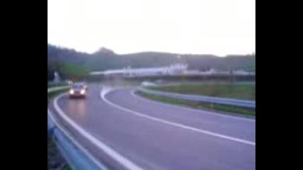 Bmw M5 Drift In Bulgaria