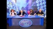 Най - Изгавреното Жури В Историята На Music ¤ Music Idol ¤