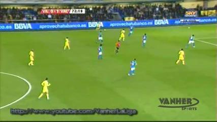 Villarreal vs Valencia 1 - 1 [20 - 11 - 10] La Liga