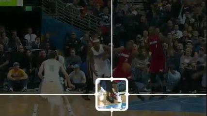 Miami Heat @ Denver Nuggets 104 - 117 [13.01.2012]