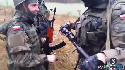 Как да ядосаш снайперист