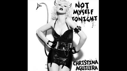 Christina Aguilera - I hate boys [ Bionic 2010 ]