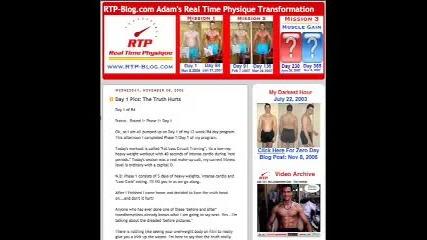 Историята на един човек 84 дневна трансформация в 48 секунди.