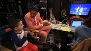 Най - екстремния номер в America's Got Talent 2014 бе изпълнен от българско семейство