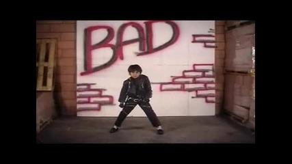 Малкият Майкъл Джексън